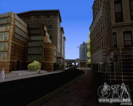ENBSeries by Sankalol para GTA San Andreas quinta pantalla