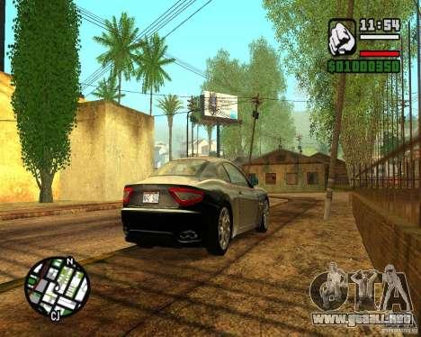 ENBSeries 2012 para GTA San Andreas séptima pantalla