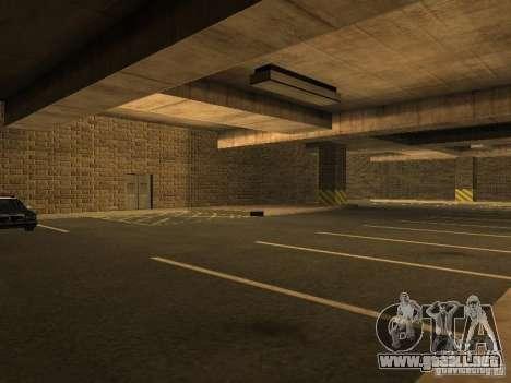 The Los Angeles Police Department para GTA San Andreas sexta pantalla