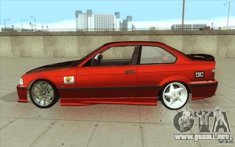 BMW Fan Drift Bolidas para GTA San Andreas left