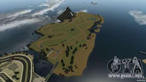 DiRTY - LandRush para GTA 4 segundos de pantalla