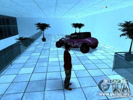 Nuevos vehículos alrededor del estado para GTA San Andreas quinta pantalla