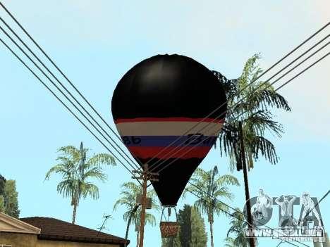 Globo Vityaz para la visión correcta GTA San Andreas