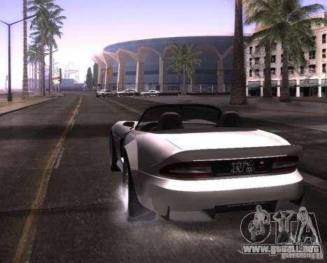 ENBSeries para Pack Ultra Vegetetions para GTA San Andreas séptima pantalla