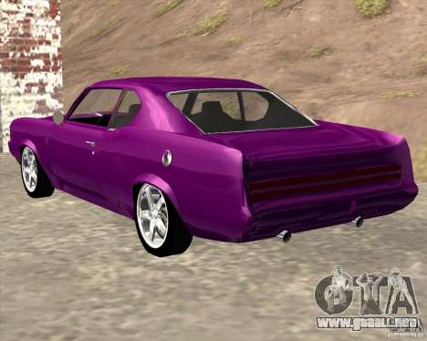 Oldsmobile 442 (Flatout 2) para GTA San Andreas left
