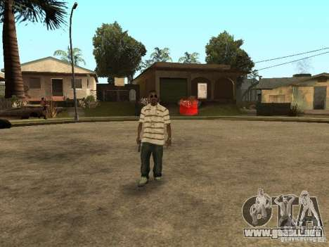 Still Pimpin para GTA San Andreas segunda pantalla