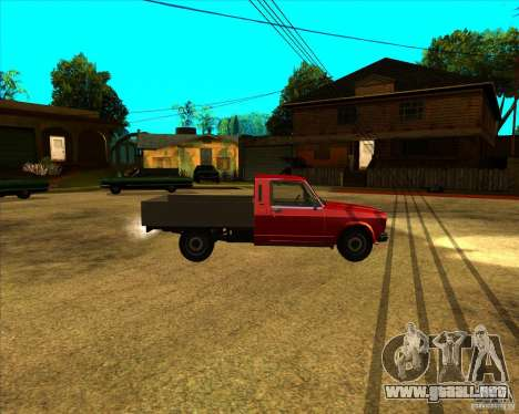 CEP 2345 para GTA San Andreas left