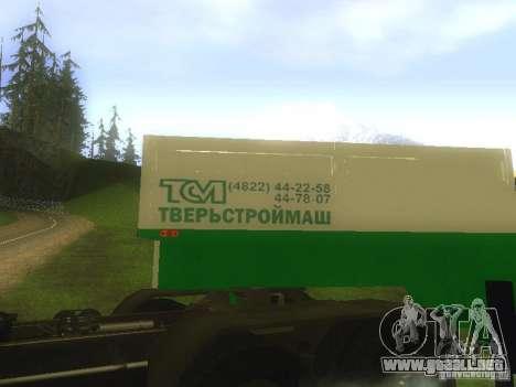 TCM remolque-993910 para visión interna GTA San Andreas