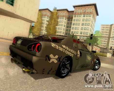 Elegy Drift Korch para las ruedas de GTA San Andreas