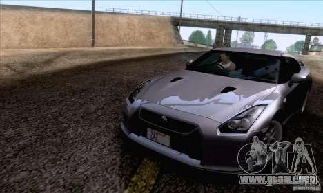 SA_nGine v1.0 para GTA San Andreas séptima pantalla