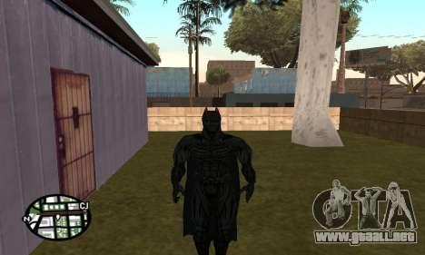 Dark Knight Skin Pack para GTA San Andreas undécima de pantalla