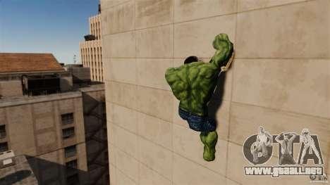 Script de Hulk para GTA 4 séptima pantalla