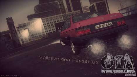 Volkswagen Passat B3 v2 para GTA San Andreas
