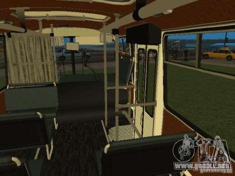 SURCO 32053 para la vista superior GTA San Andreas