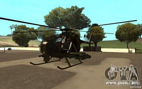 AH 6 para GTA San Andreas