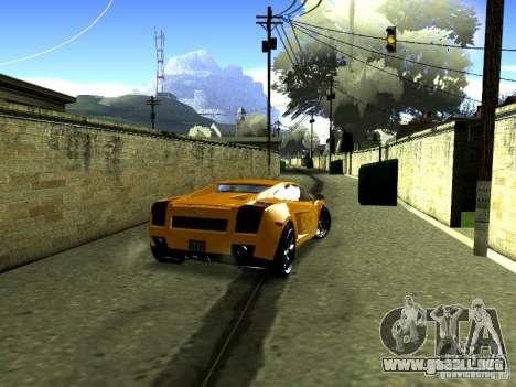 Queen Unique Graphics HD para GTA San Andreas tercera pantalla