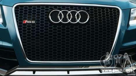 Audi RS5 2011 [EPM] para GTA motor 4