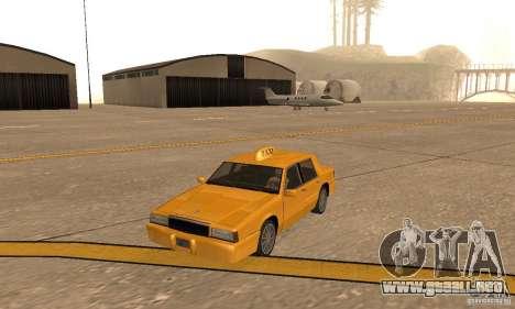 Autumn Mod v3.5Lite para GTA San Andreas séptima pantalla