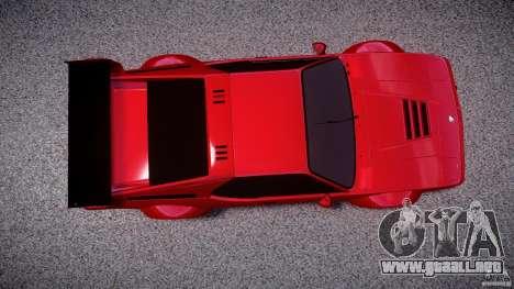 BMW M1 [Beta] para GTA 4 visión correcta