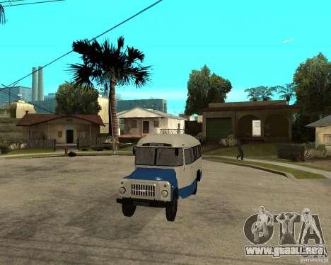 Kavz-685 para visión interna GTA San Andreas