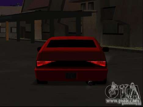 New Blistac para visión interna GTA San Andreas