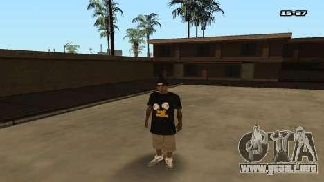 Skin Pack Ballas para GTA San Andreas décimo de pantalla
