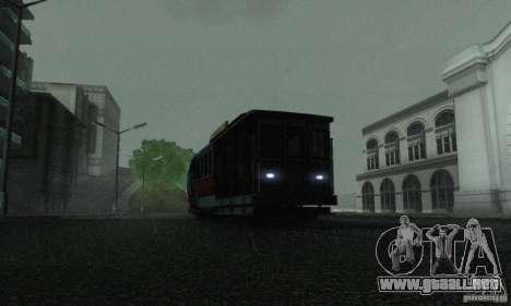 ENBSeries by dyu6 v4.0 para GTA San Andreas tercera pantalla