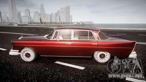 Mercedes-Benz W111 v1.0 para GTA 4 left
