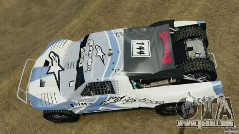 Chevrolet Silverado CK-1500 Stock Baja [EPM] para GTA 4 visión correcta