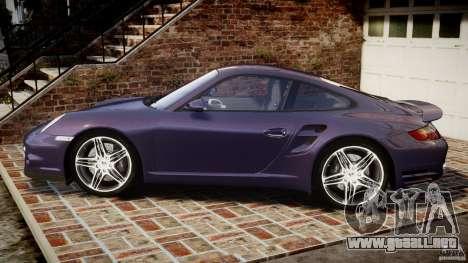 Porsche 911 (997) Turbo v1.1 [EPM] para GTA 4 left