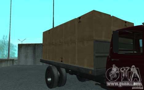 International Harvester Loadstar 1970 para la vista superior GTA San Andreas