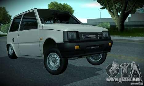 Oka VAZ 1111 para GTA San Andreas