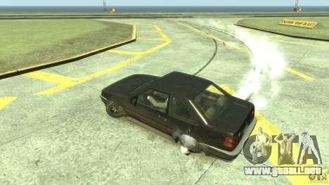 Drift Handling Mod para GTA 4 quinta pantalla
