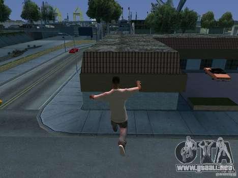 GTA IV Animation in San Andreas para GTA San Andreas décimo de pantalla