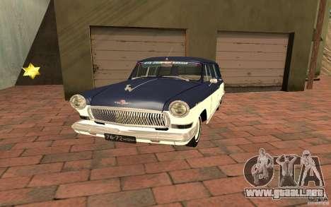 GAS 22 para GTA San Andreas
