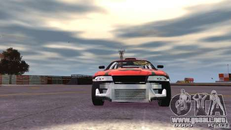 Nissan SkyLine R33 Gt-R S.R para GTA motor 4