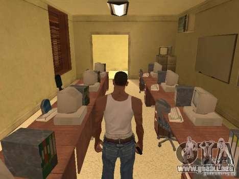 La entrada para el Hospital de Los Santos para GTA San Andreas décimo de pantalla