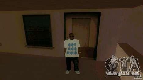 Nueva peluquería para GTA San Andreas tercera pantalla