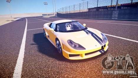 Rossion Q1 2010 v1.0 para GTA 4 vista interior