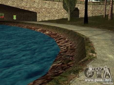GTA SA 4ever Beta para GTA San Andreas novena de pantalla