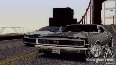 SA_gline para GTA San Andreas segunda pantalla