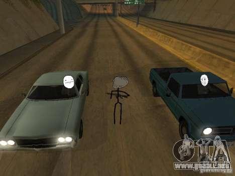 Meme Ivasion Mod para GTA San Andreas undécima de pantalla