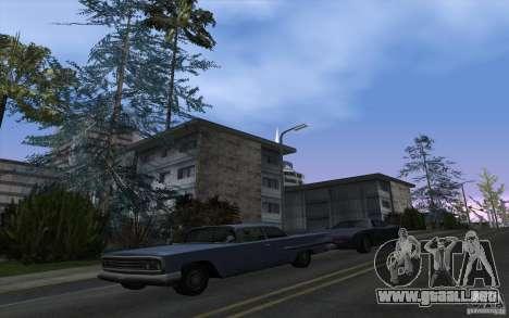 Timecyc Los Angeles para GTA San Andreas quinta pantalla