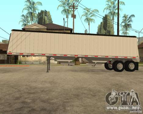 Semi Artict3 para GTA San Andreas left