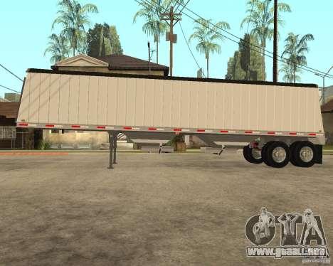 Semi Artict3 para GTA San Andreas left