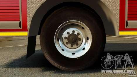 Mercedes-Benz Atego NMBMM [ELS] para GTA 4 vista interior