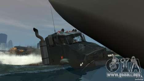 Biff boat para GTA motor 4