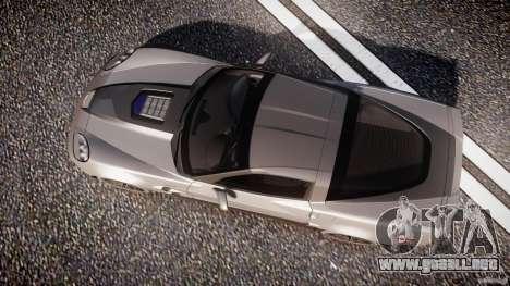Chevrolet Corvette ZR1 2009 v1.2 para GTA 4 visión correcta