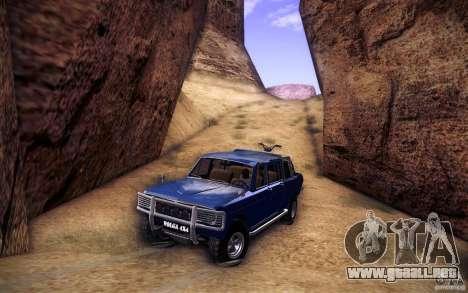GAZ 2402 4 x 4 PickUp para las ruedas de GTA San Andreas