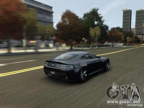 Aston Martin V12 Vantage 2010 V.2.0 para GTA 4 vista lateral